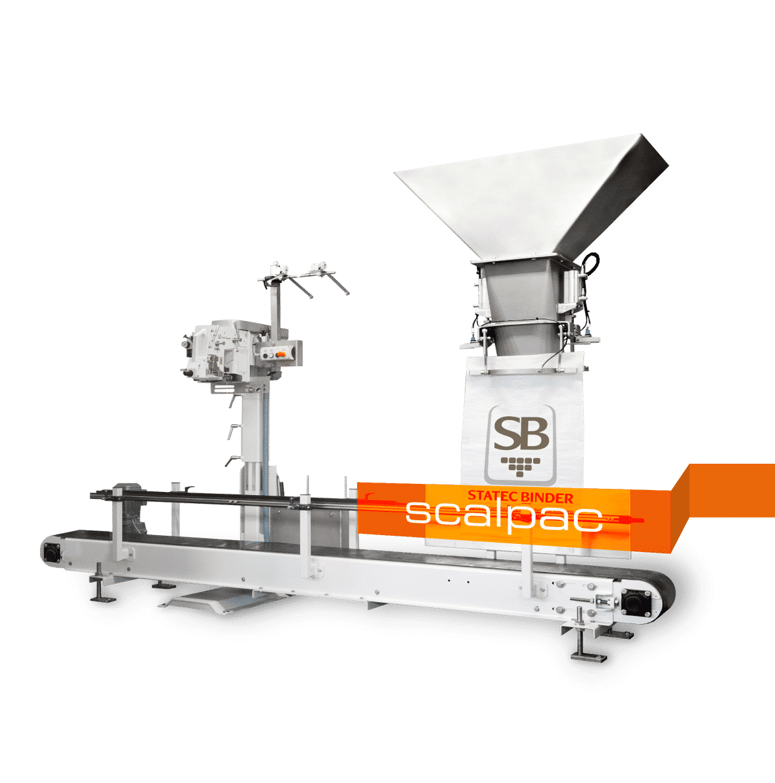 SCALPAC | manual or semi-automatic bagging machine